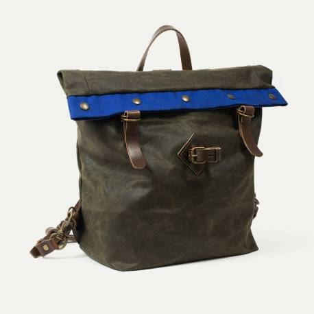Scout Blitz Motorcycles Backpack - khaki
