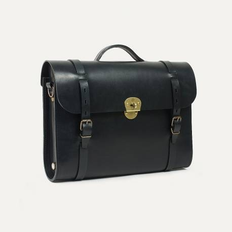 SCOTT, The writer's bag - Black