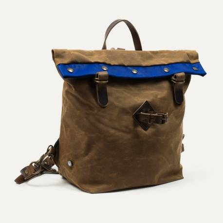 Scout Blitz Motorcycles Backpack - Camel