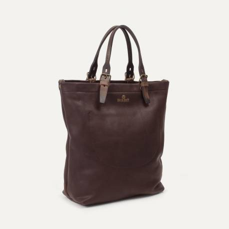 Camille Tote bag - Peat