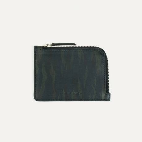 Zeyot zipped purse - Camo