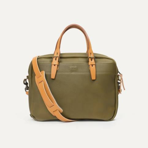 Porte document Folder - Olive