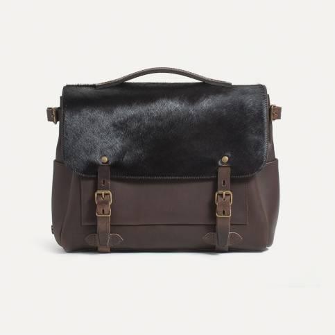 Postman bag Eclair - Kenya Auburn