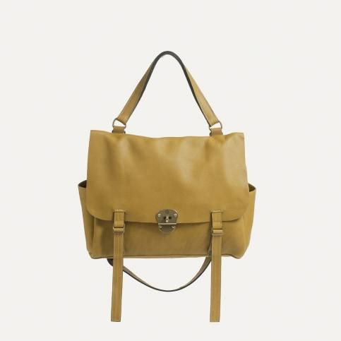 Coline bag M - Yellow