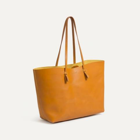 Joy Tote bag - Ocher/Yellow