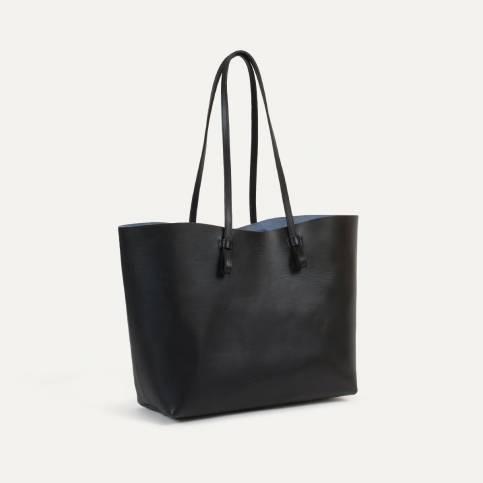Joy Tote bag - Black/Blue