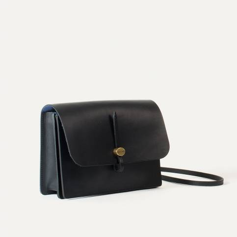 Joan bag - Black/Blue