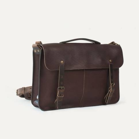 Justin plumber bag - Brown/Cork
