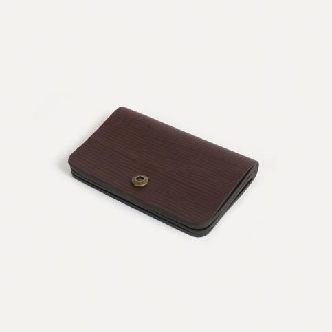 Grisbi wallet - Brown Cork