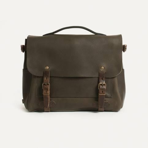 Postman bag Eclair M - Smog