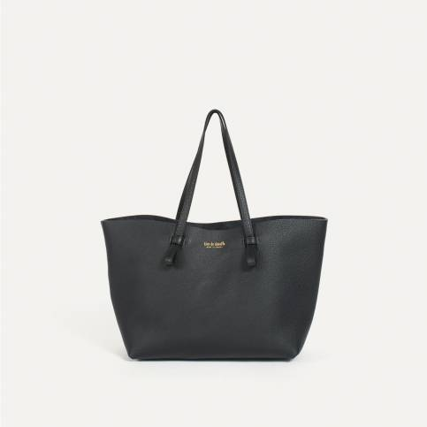 Joy Tote bag S - Black Crispi