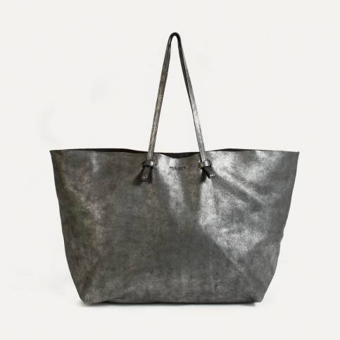 Joy Tote bag L - Black Fiera