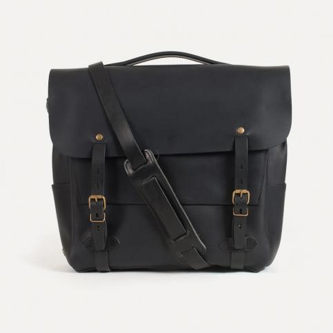 Postman bag Eclair L - Black