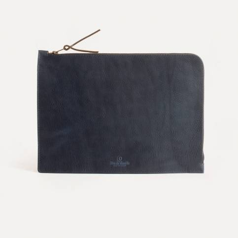 Jim Laptop 13 sleeve - Navy Blue