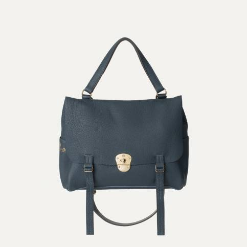 Coline bag M - Navy Blue Crispi