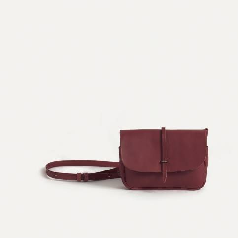 Mini sac postier Pastel - Tourbe