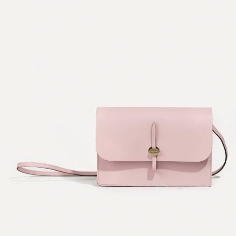 Jordi Clutch bag - powder Pink