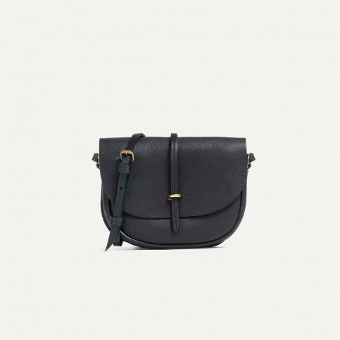Mini postman bag  Java - Black
