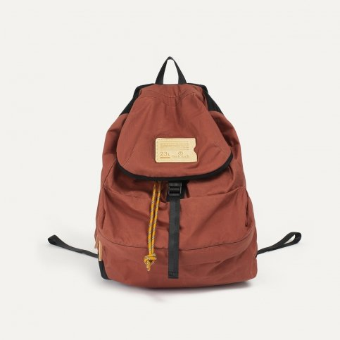 23L Bayou Backpack - Burgundy