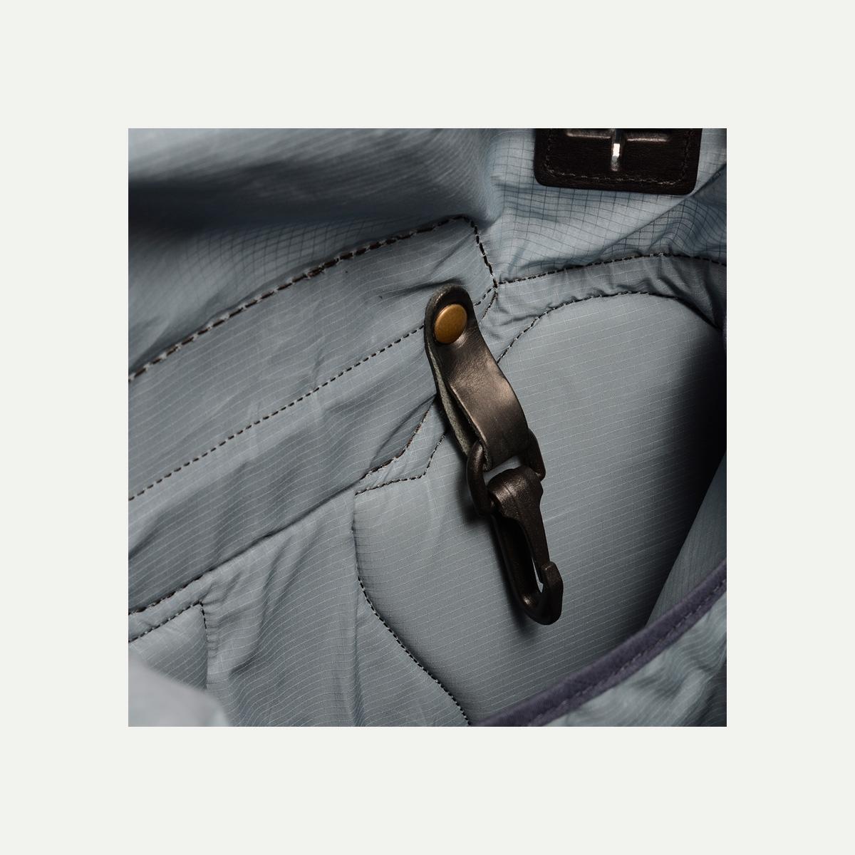 20L Basile Backpack - Blue Grey (image n°4)
