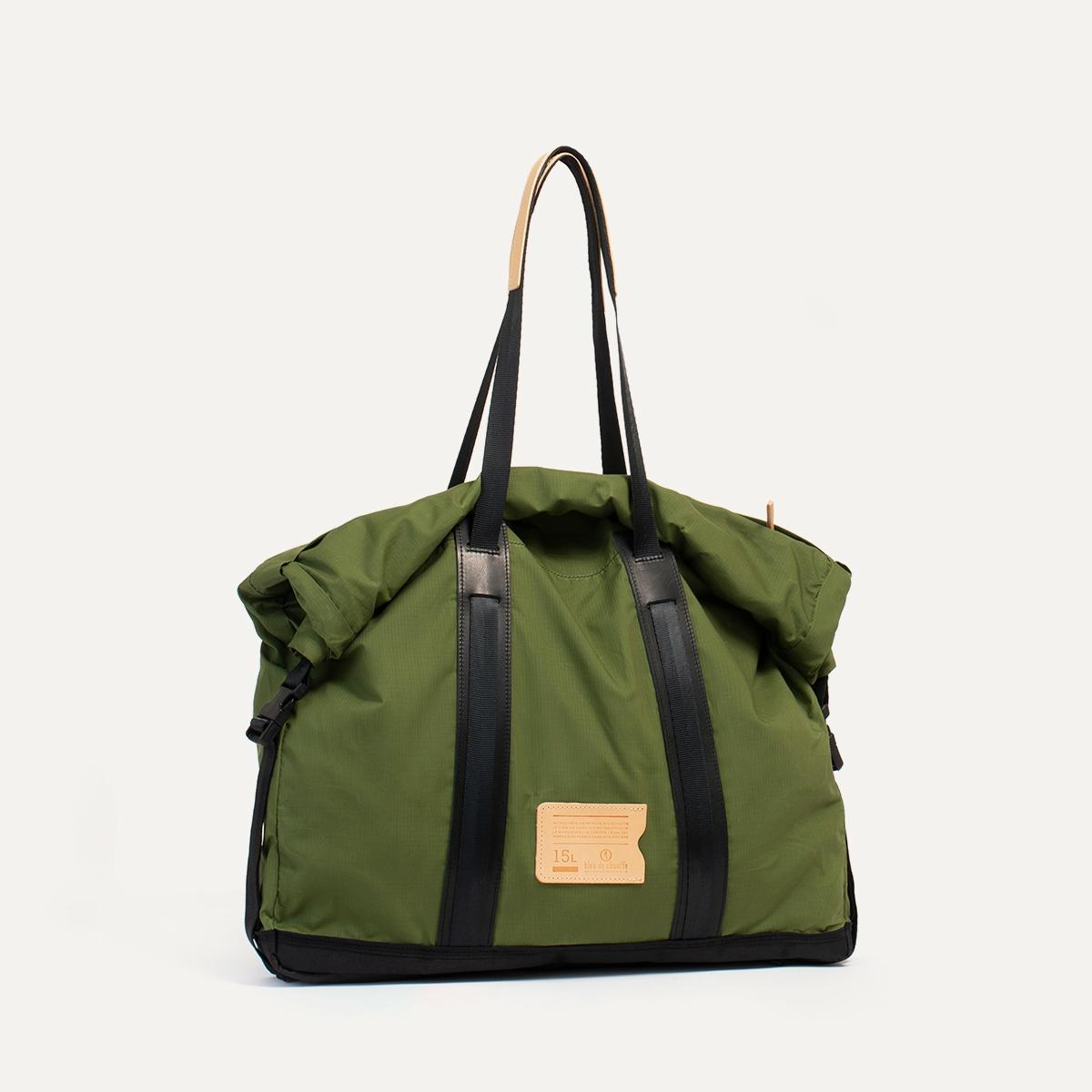 15L Barda Tote bag - Bancha Green (image n°2)