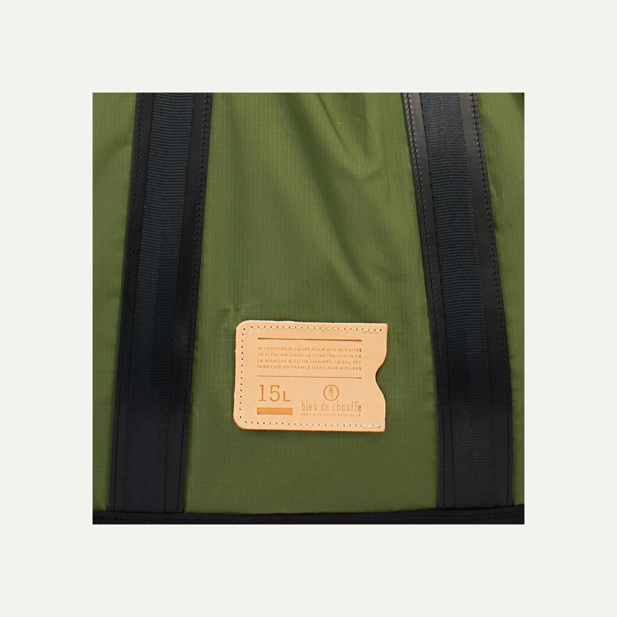 15L Barda Tote bag - Bancha Green (image n°4)