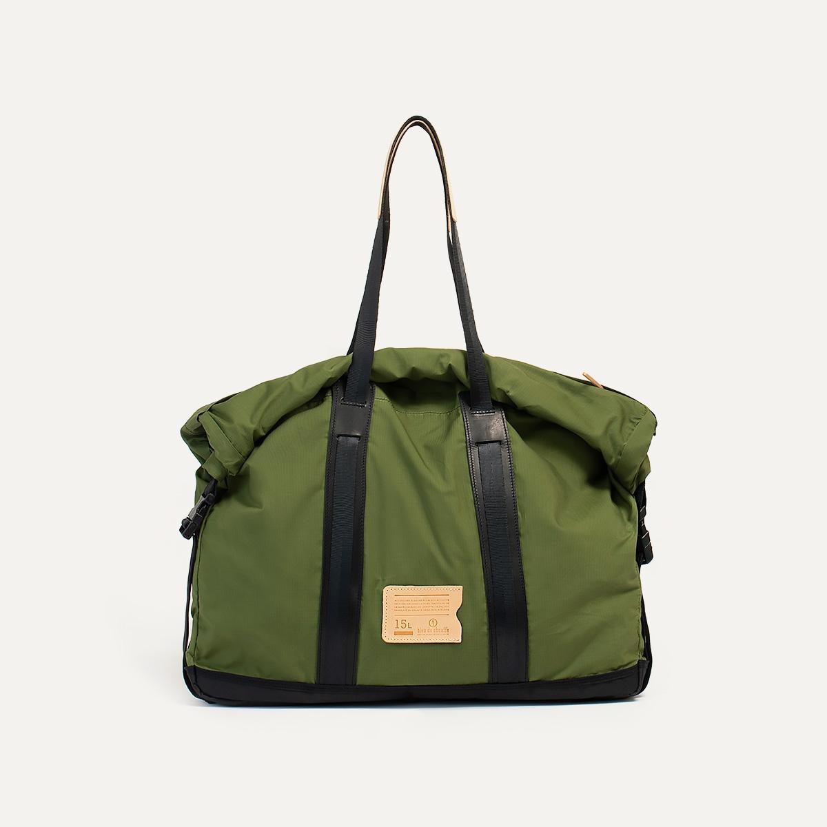 15L Barda Tote bag - Bancha Green (image n°1)