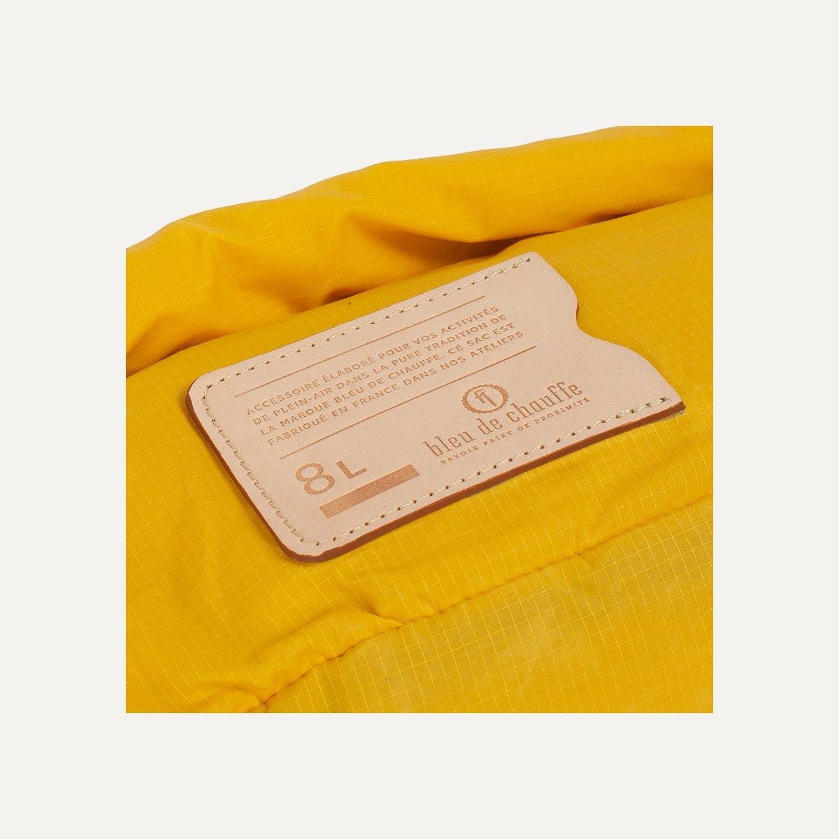 8L Bastille Belt bag - Sun Yellow (image n°3)
