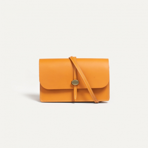 Joan Clutch bag - Honey
