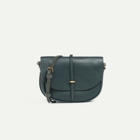Java mini Postman bag - Petrol