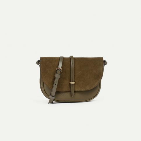 Java mini Postman bag - Khaki