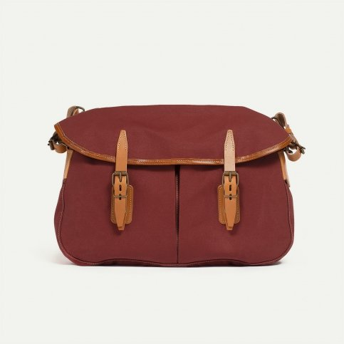 Fisherman's Musette - Cardinal red