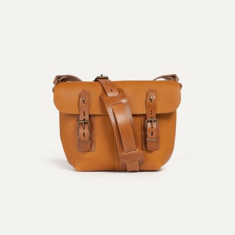 Louis Satchel bag - Honey