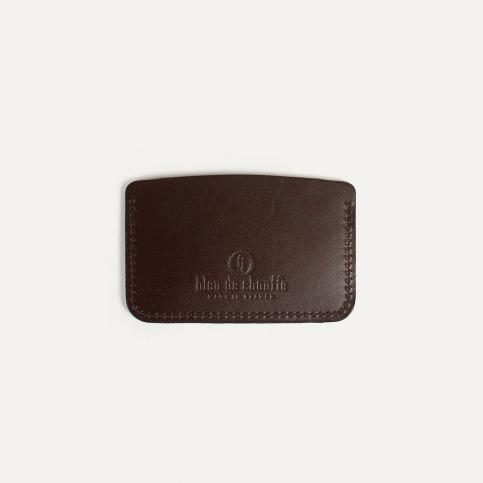 Visamex card holder - Pain Brûlé