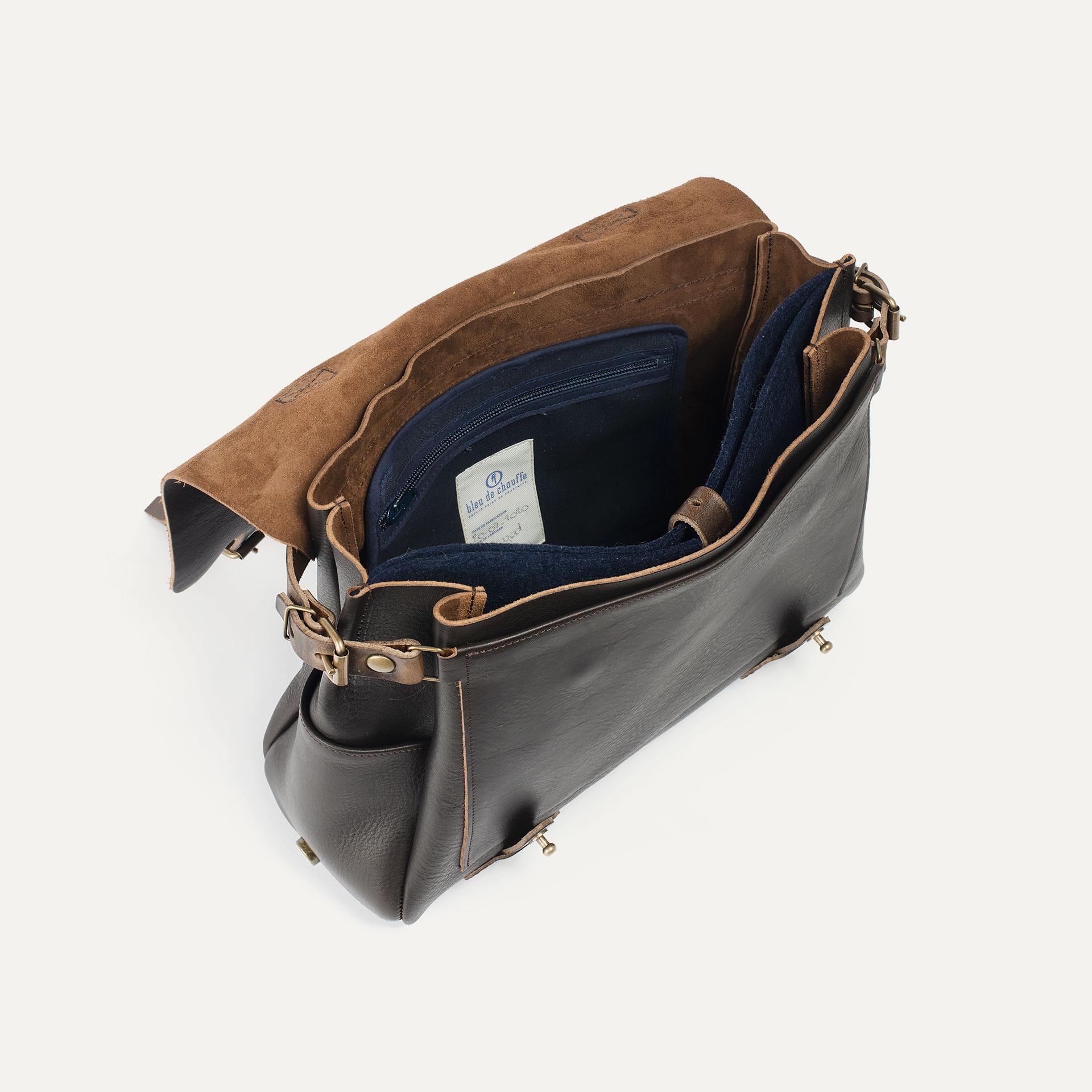 Postman bag Eclair M - T Moro (image n°4)