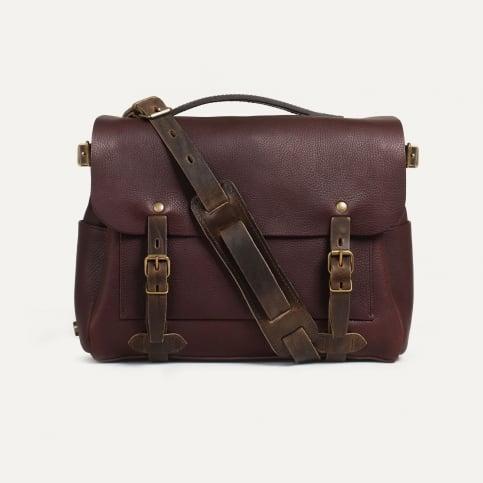 Postman bag Éclair M - Peat