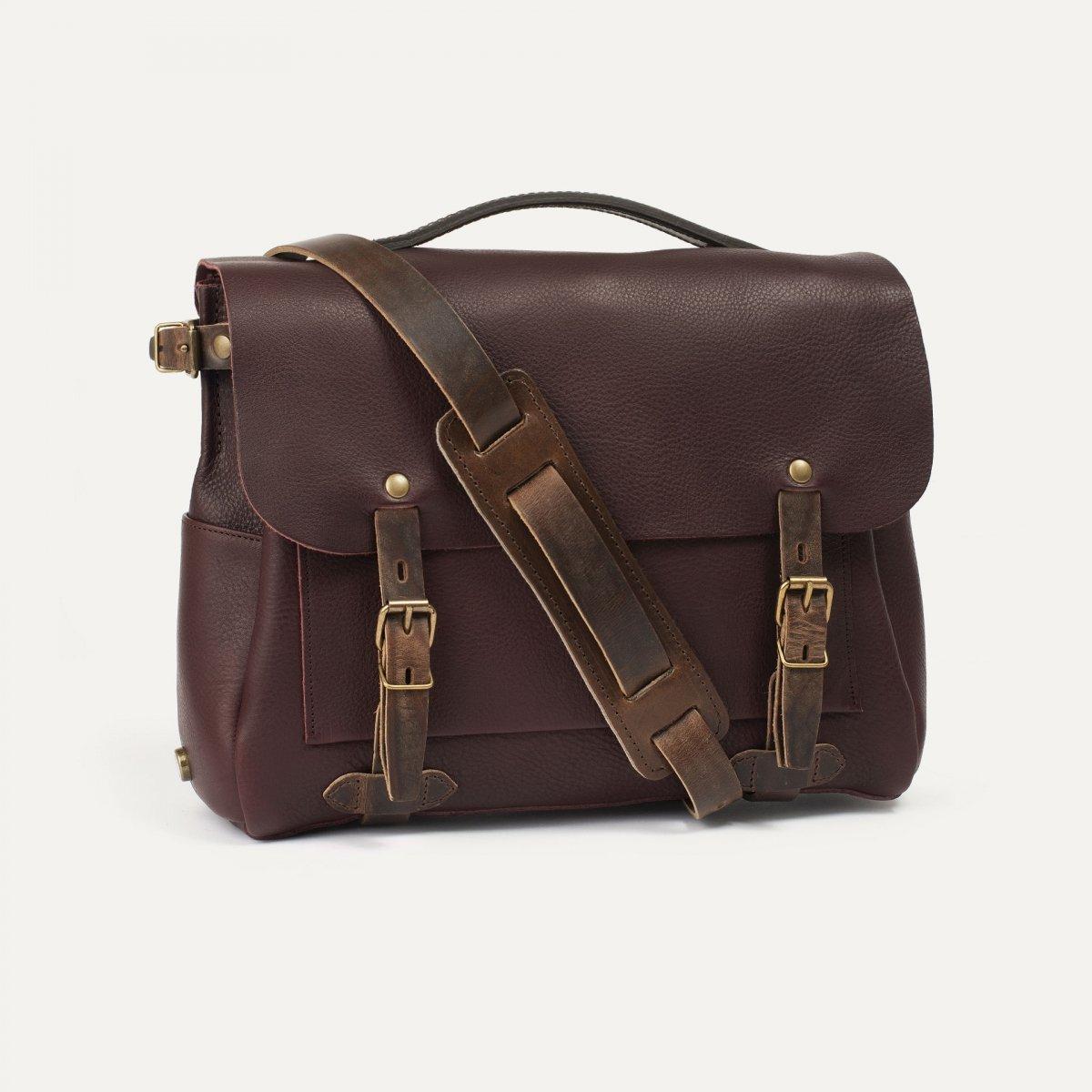 Postman bag Éclair M - Peat (image n°2)