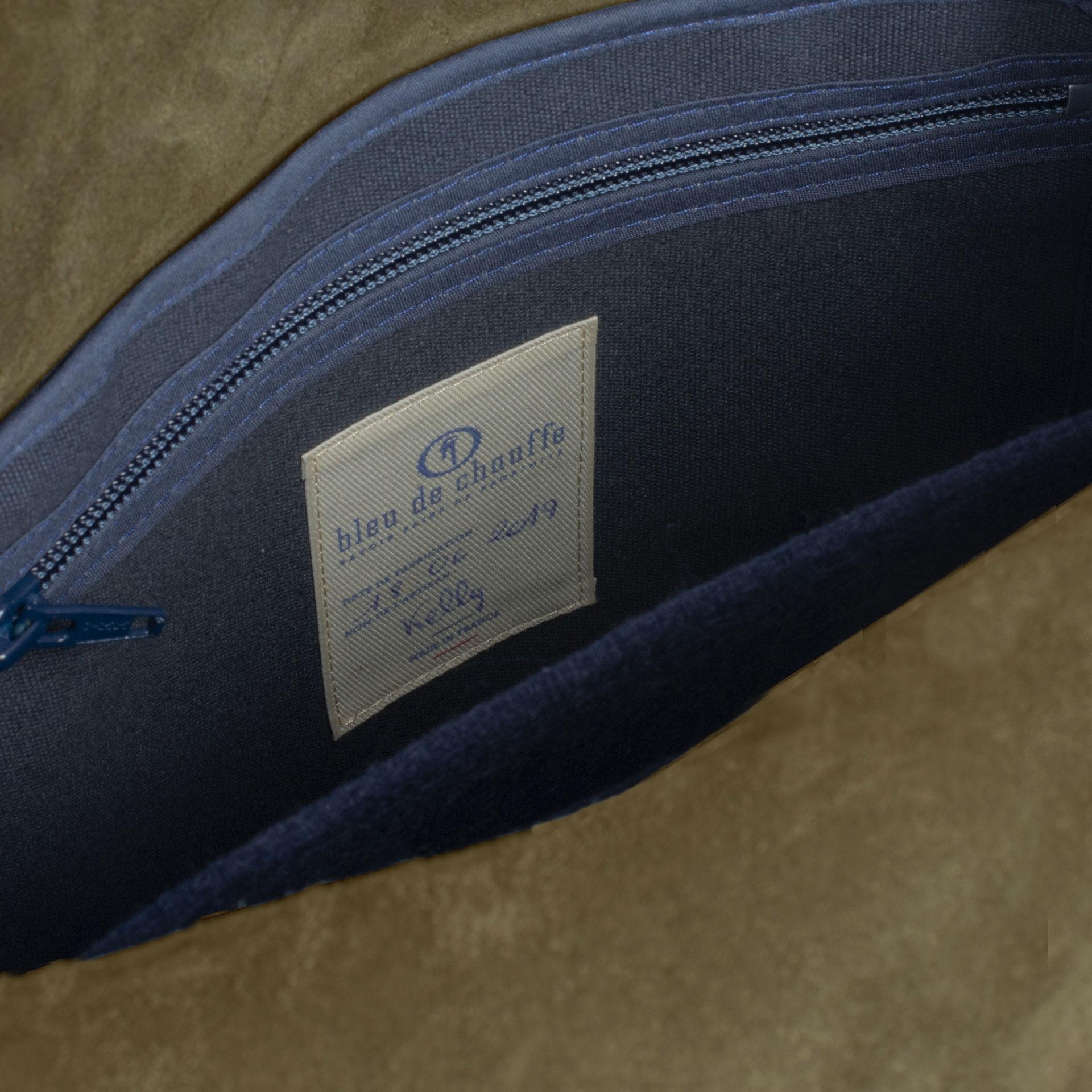 Arlo leather backpack - Khaki / E Pure (image n°4)