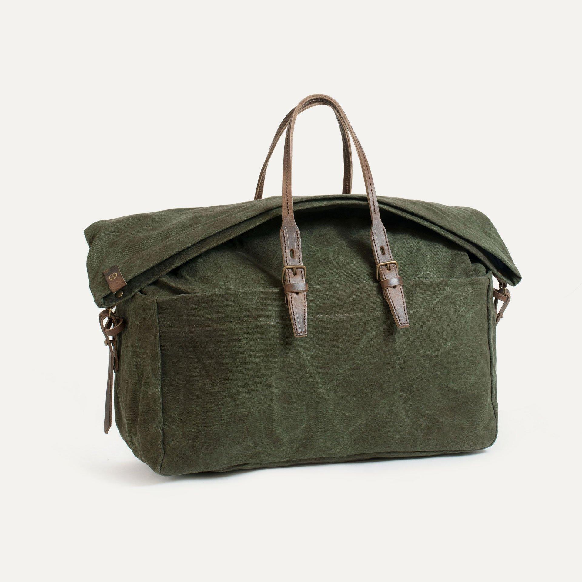 Cabine Travel bag  - Dark Khaki (image n°2)