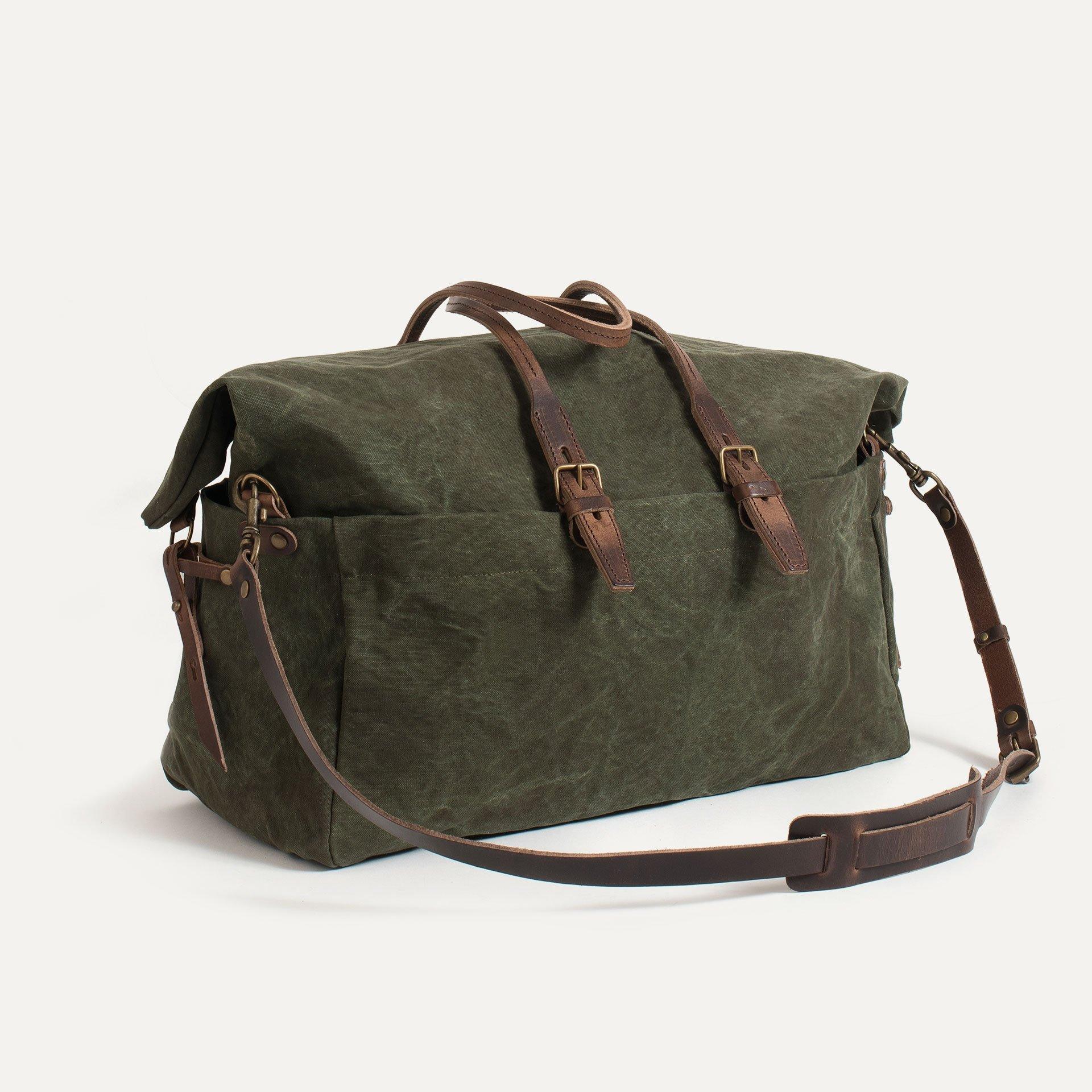 Cabine Travel bag  - Dark Khaki (image n°4)