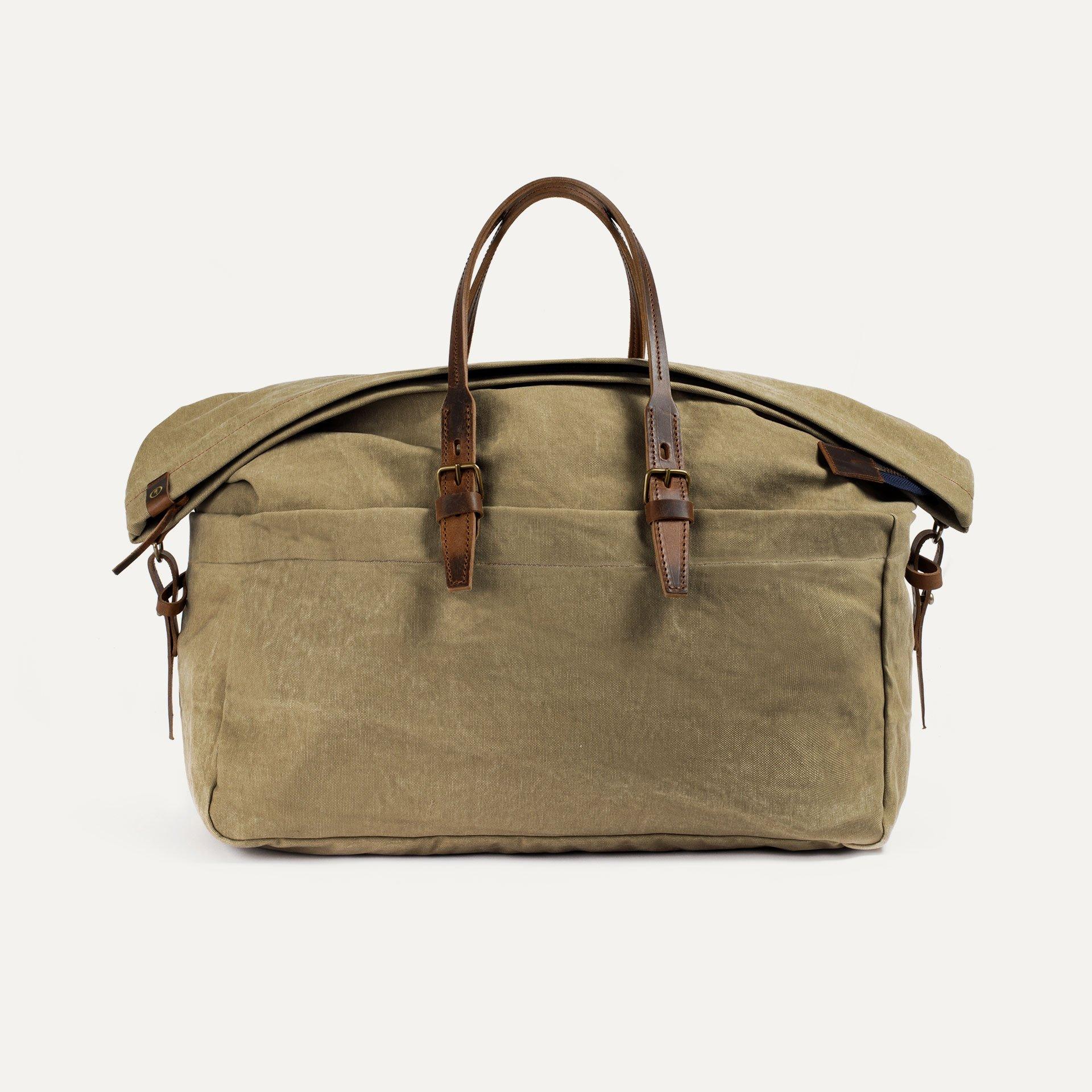 Cabine Travel bag -  khaki stonewashed (image n°1)