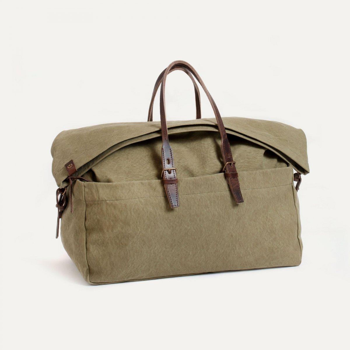 Cabine Travel bag -  khaki stonewashed (image n°2)