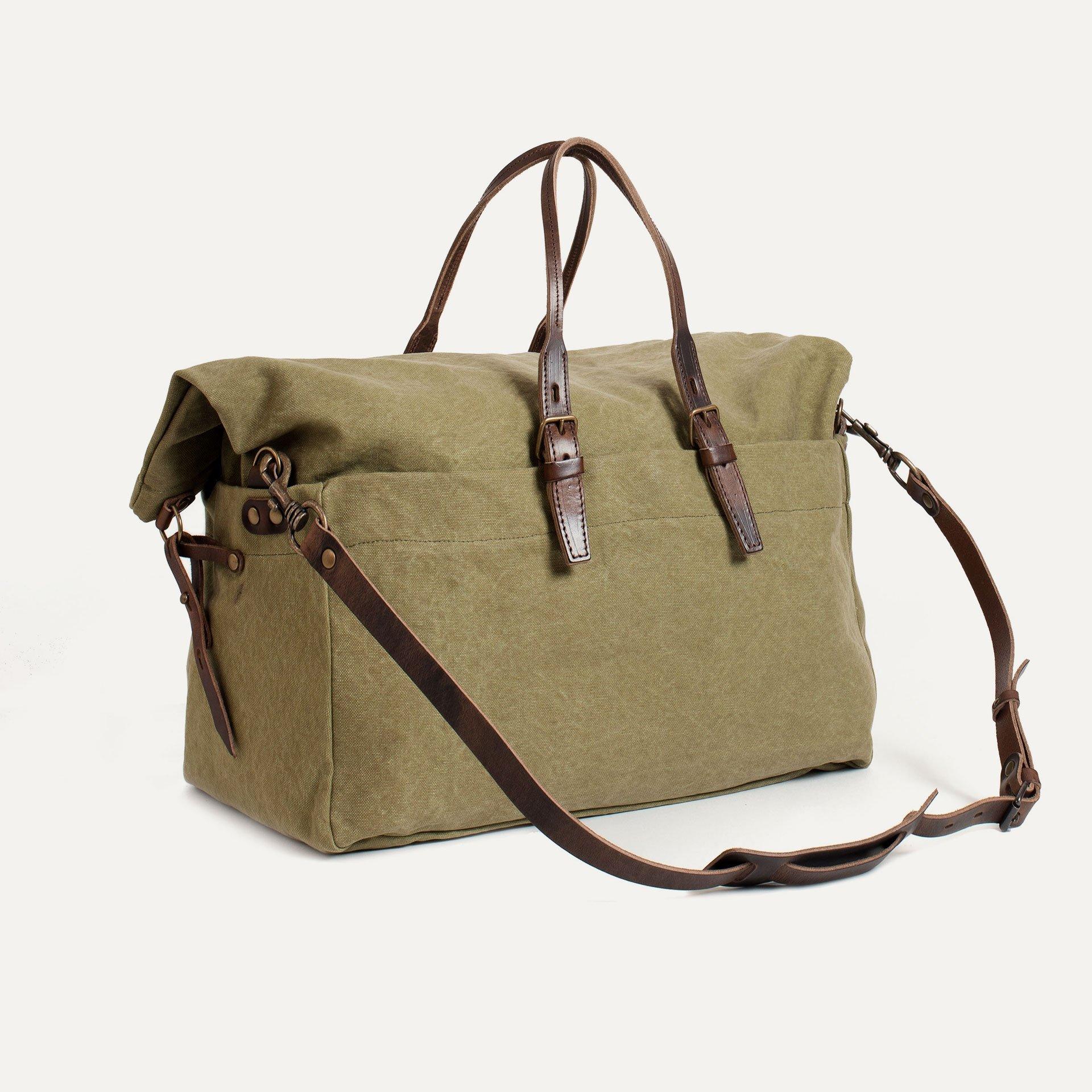 Cabine Travel bag -  khaki stonewashed (image n°4)