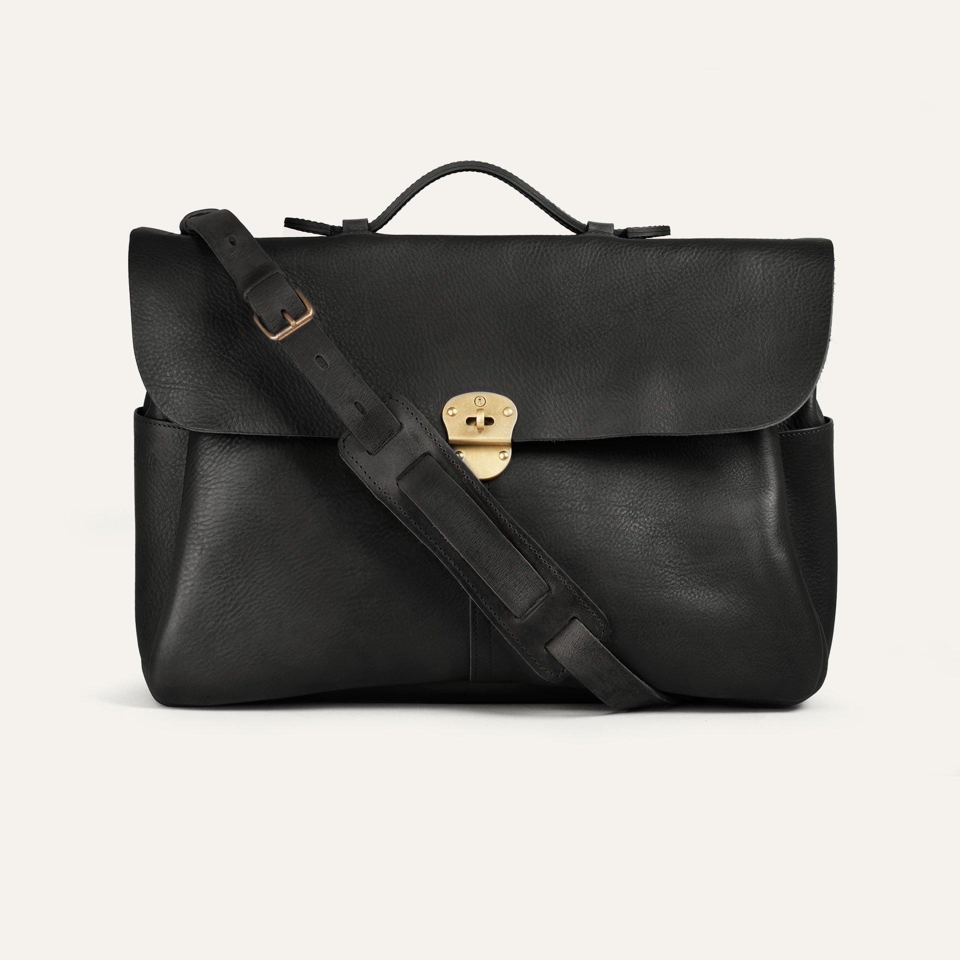 Charles bag - Black (image n°1)