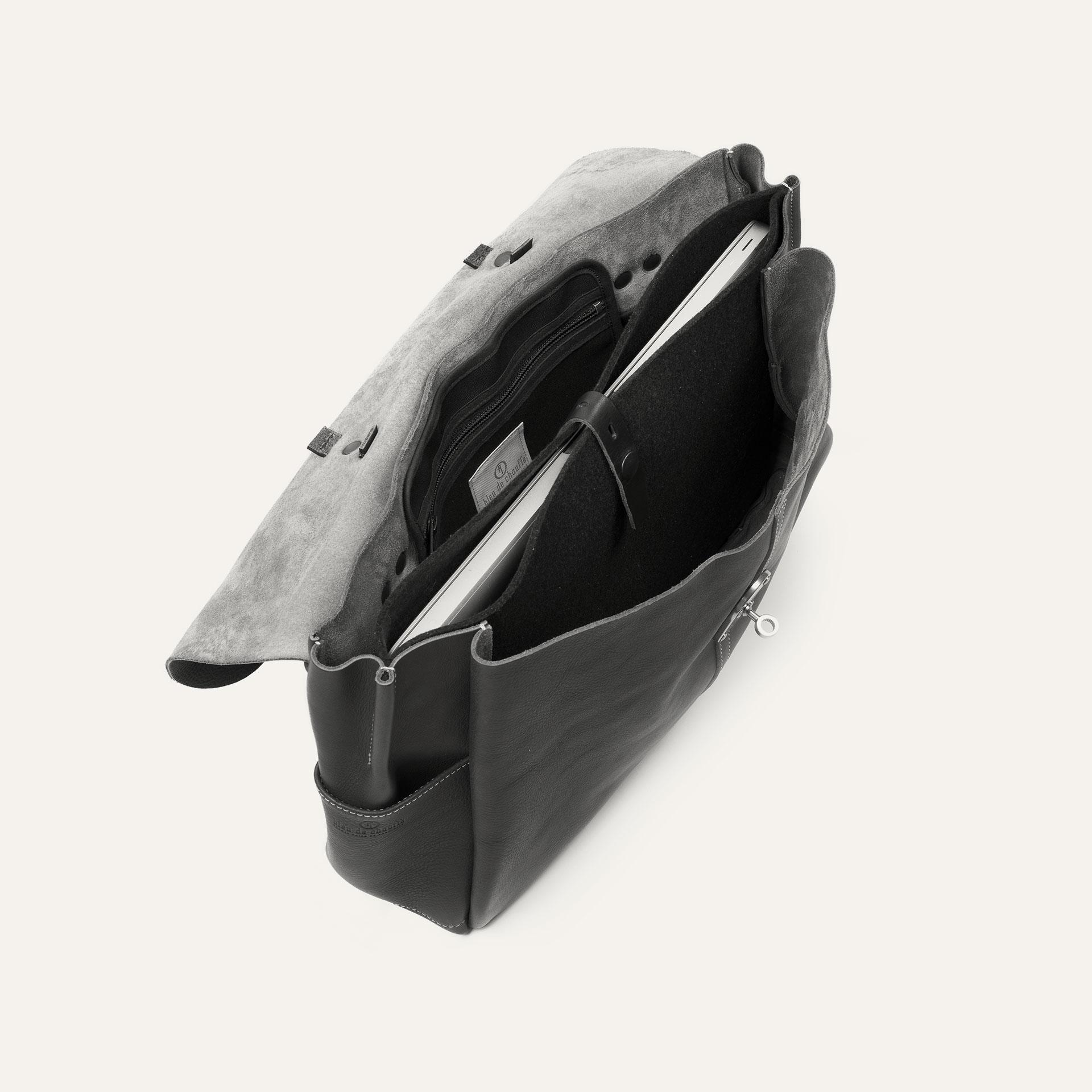 Charles bag - Black (image n°3)