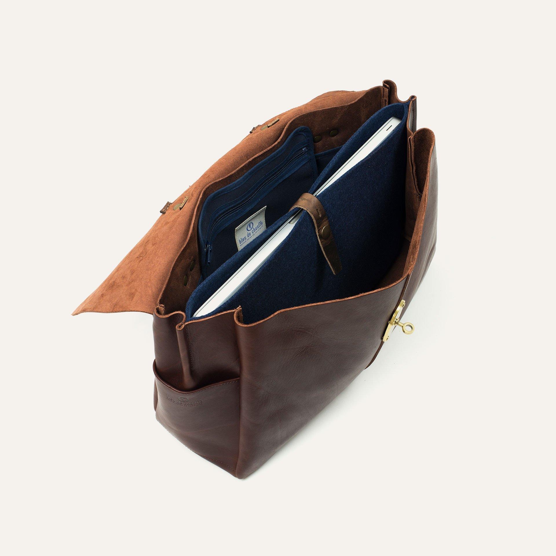 Charles bag - Peat (image n°3)