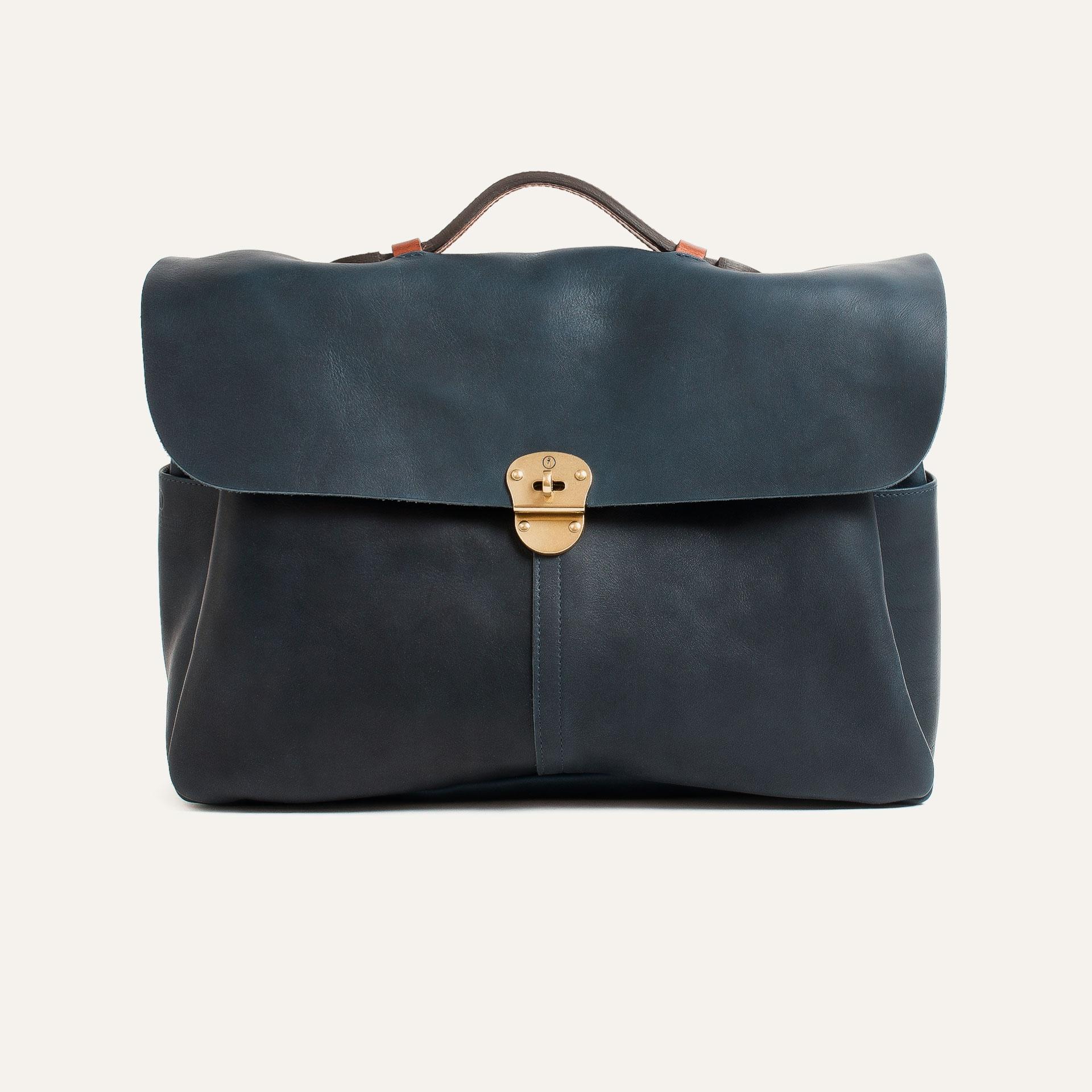 Charles bag - Navy Blue (image n°1)