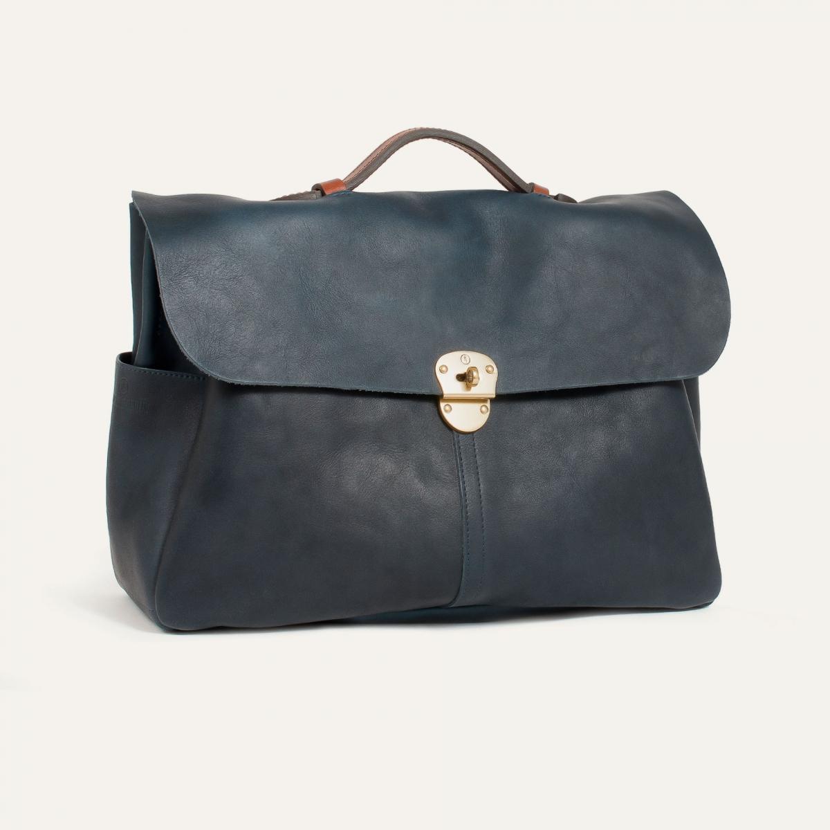 Charles bag - Navy Blue (image n°2)