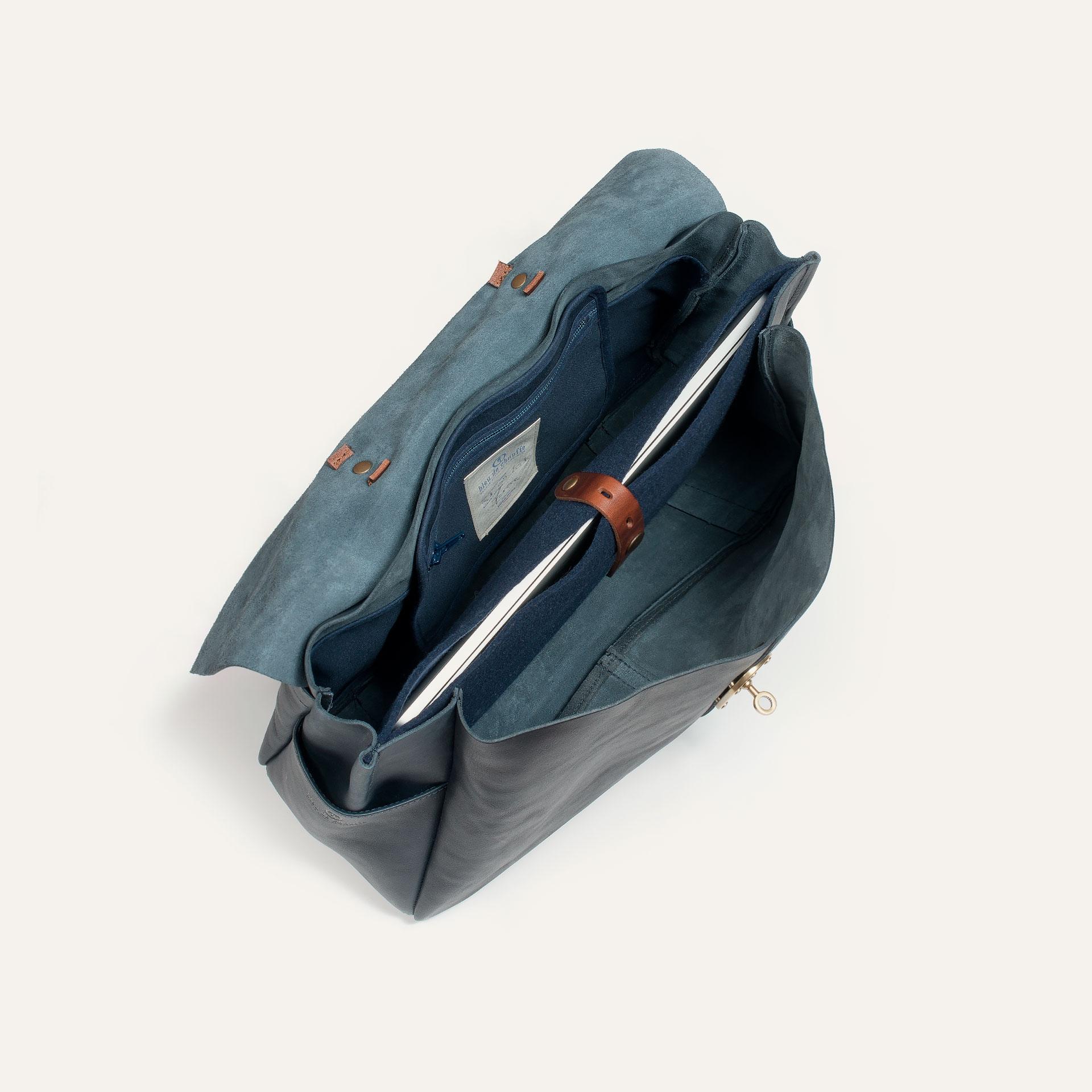 Charles bag - Navy Blue (image n°4)
