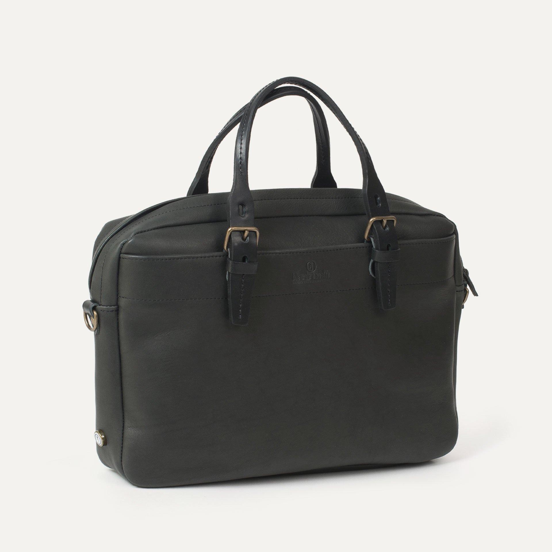 Sac business Folder - Noir (image n°2)
